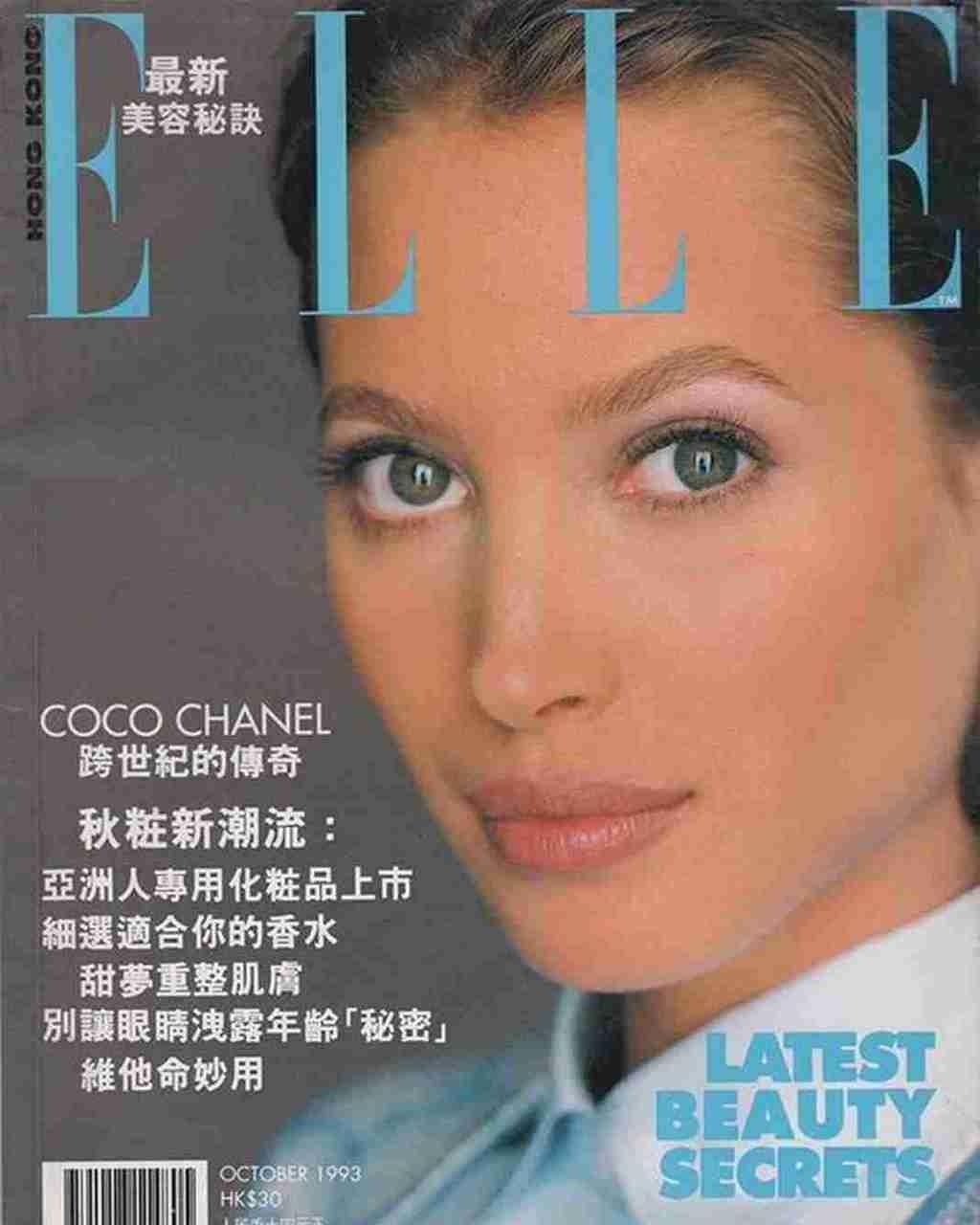 tạp chí elle