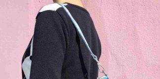 xu hướng thời trang 2019 với túi kẹp nách