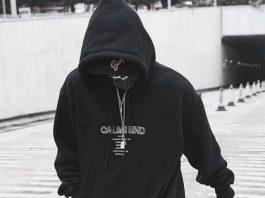áo khoác hoodie nam