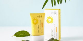 chống nắng innisfree