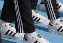 giày adidas trắng