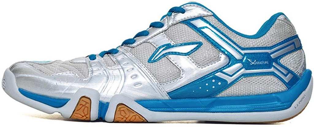 Giày cầu lông nam hạng nhẹ Lining Saga