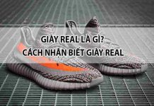 giày real