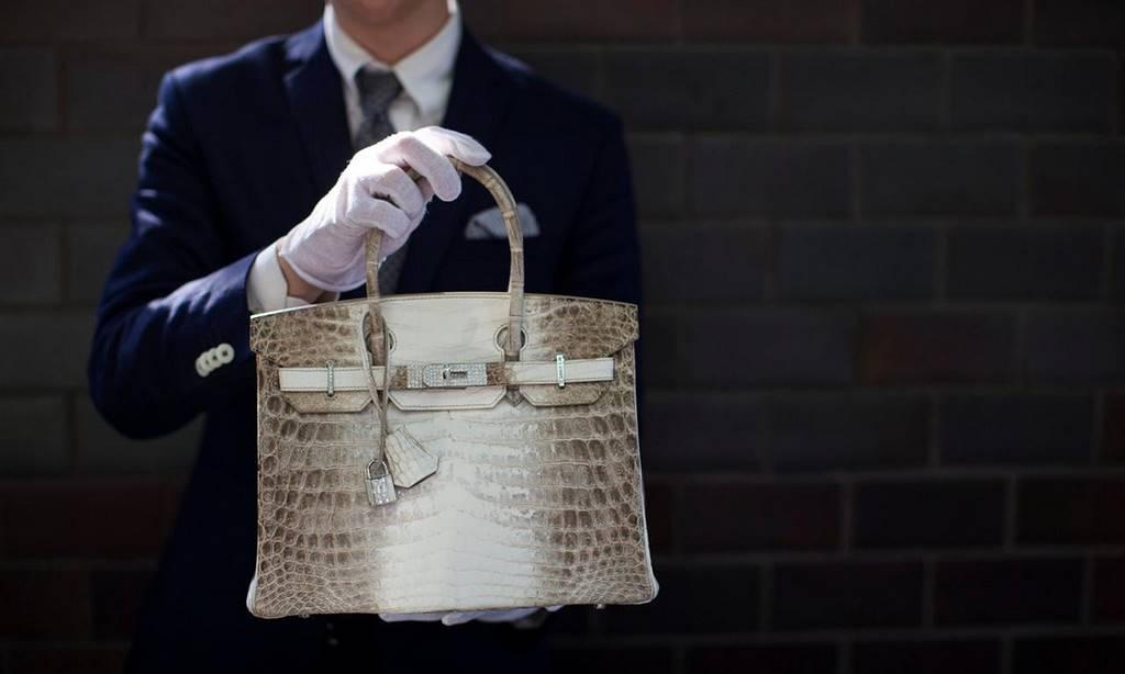 Mẫu túi xách đẹp bằng da Hermes