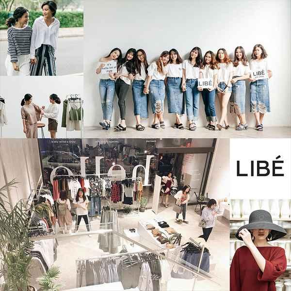 thời trang Libe