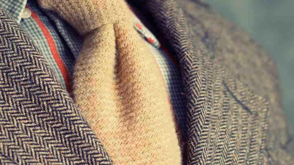 vải tweed