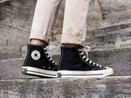 giày đen