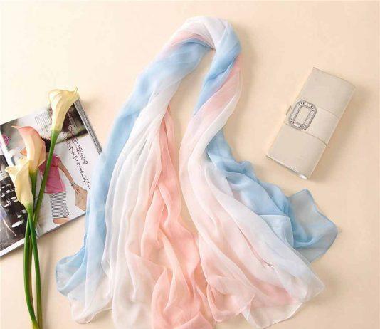 khăn lụa