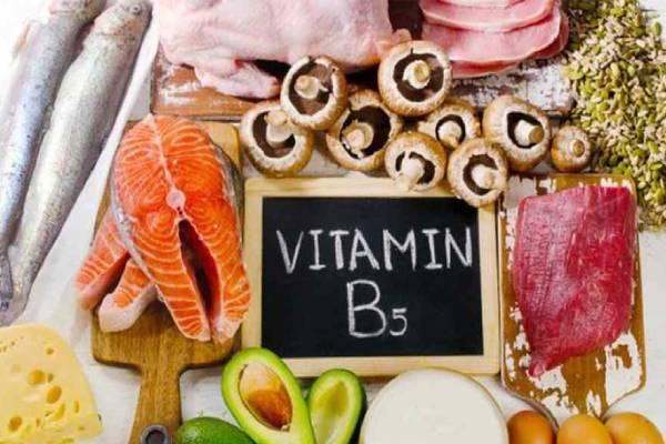 vitamin B5 có tác dụng gì
