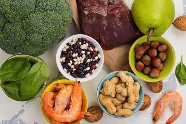 vitamin h có trong thực phẩm nào