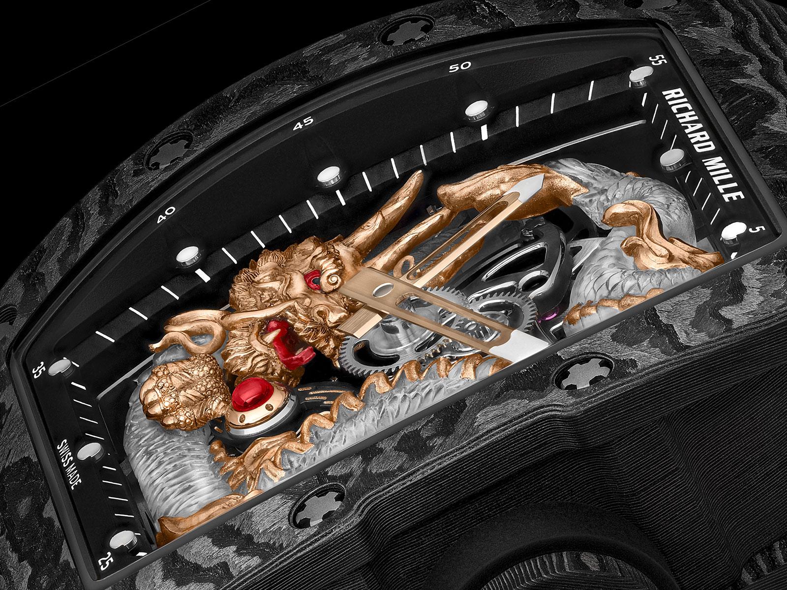 Đồng hồ Richard Mille