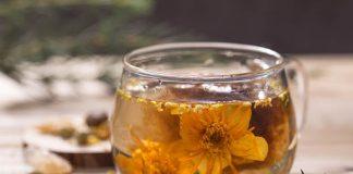 trà hoa nhài