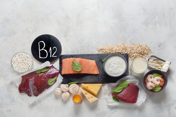 thực phẩm giàu vitamin B12