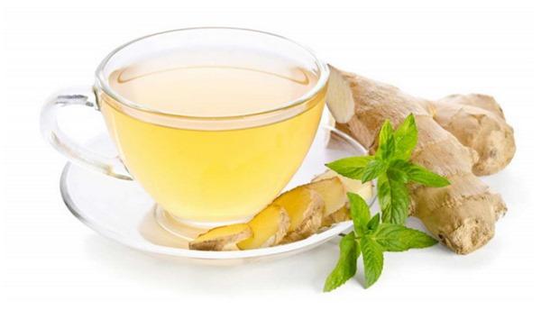 trà gừng tốt cho sức khỏe