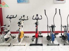 xe đạp tập giá rẻ