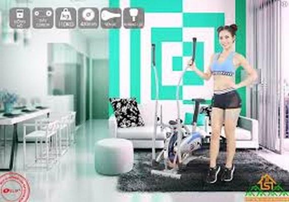 xe đạp tập thể dục toàn thân