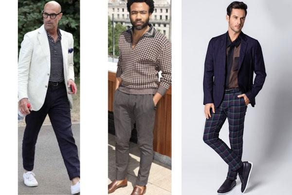 20 cách phối màu quần áo nam