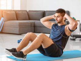 bài tập giảm cân cho nam