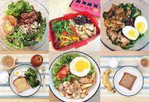cách ăn uống tăng cơ giảm mỡ