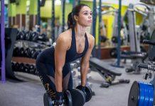 lịch tập gym cho nữ