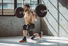 tập thể hình giảm cân cho nam