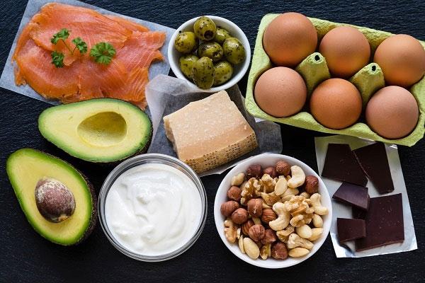 thực đơn bữa sáng tăng cân