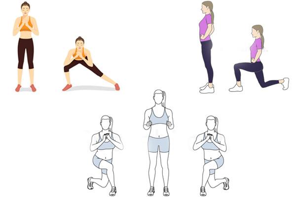 Bài tập lunge