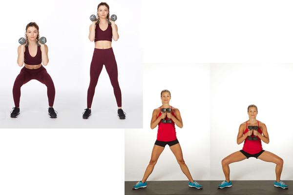tập gym dáng đẹp cho nữ