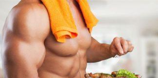 thực đơn ăn tăng cơ giảm mỡ