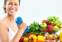 thực đơn giảm cân tăng cơ