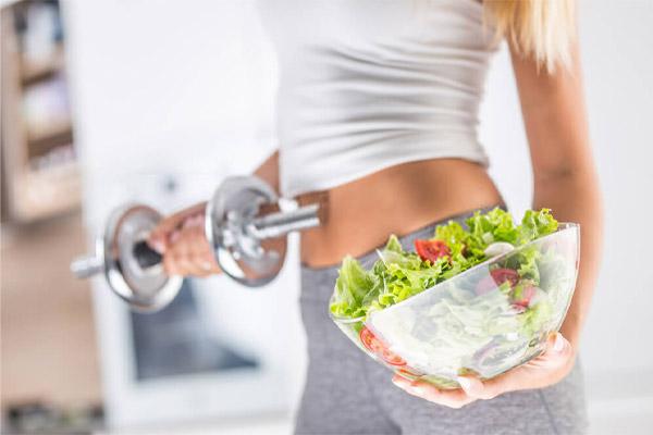 Thực đơn tăng cân gym